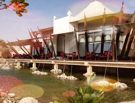 Al Areen Palace & Spa Dış Görünüm