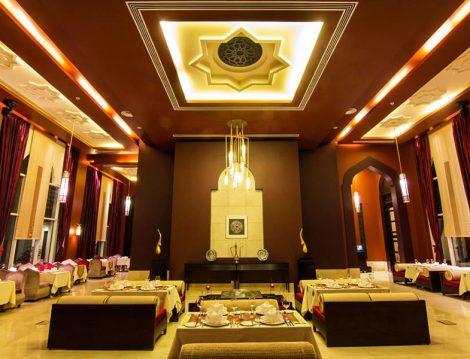 Al Areen Palace & Spa Restoran