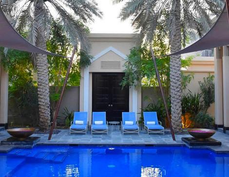 Bahreyn'de Değerlerinize Uygun Mistik Bir Konaklama Adresi: Al Areen Palace & Spa