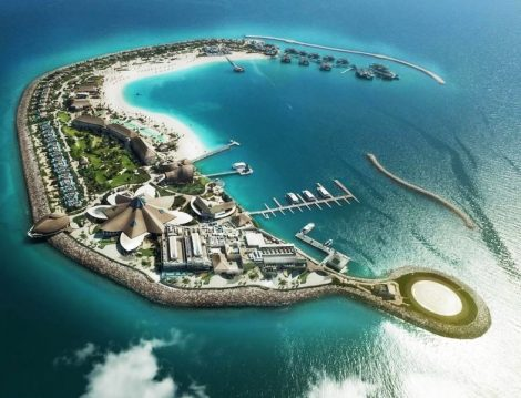 Banan Island Resort Muz Adası