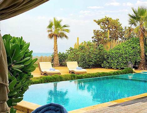 Muhafazakar Balayı Çiftlerinin Gözde Konaklama Adresi: Banana Island Resort