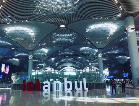 Yeni İstanbul Havalimanı