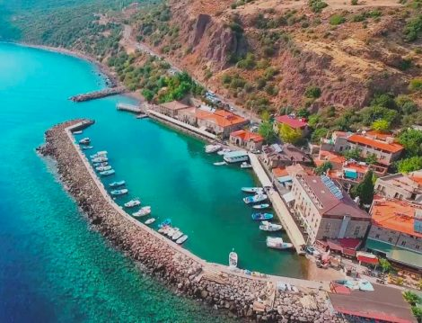 Assos - Kuzey Ege