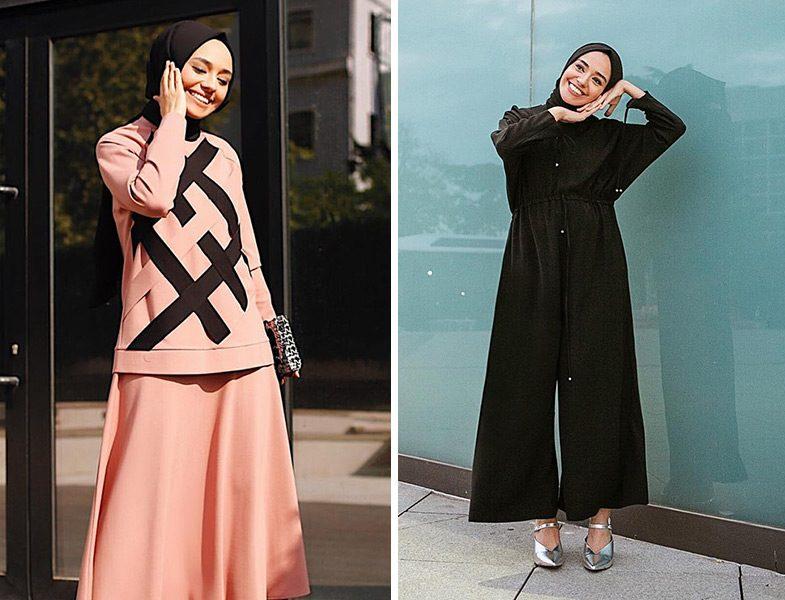 Etek Bluz İkili Takım ve Tulum Modelleri