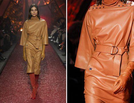 Hermes 2018-19 Deri Elbiseler