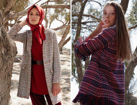 Kayra Tüvit Ceket Modelleri