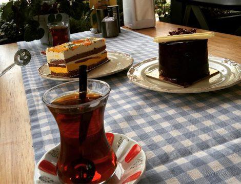 Pasto Bursa Çay ve Tatlı