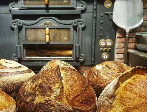 Pasto Bursa Ekşi Mayalı Ekmek