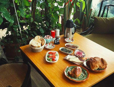 Pasto Bursa Kahvaltı