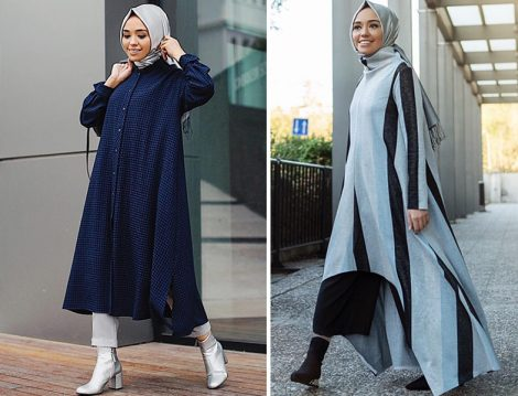 Qooqstore Uzun Tunik Modelleri