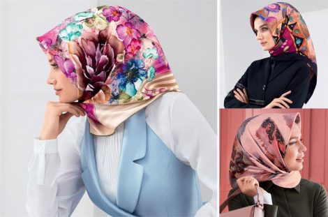 Sultan Eşarp Kampanyalı Eşarp Modelleri