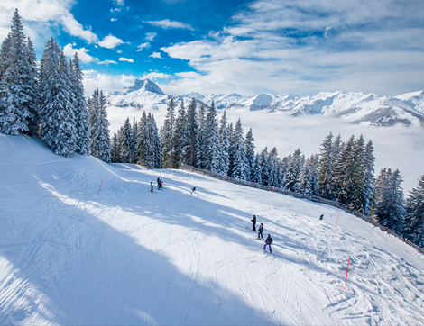 Muhafazakar Ailelerin Kış Tatili için Tercih Ettikleri Alkolsüz Kayak Otelleri