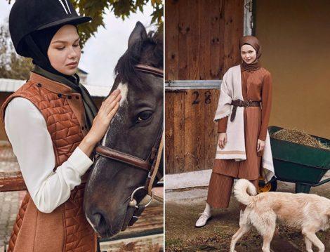 2019 Tesettür Giyim Stilleri