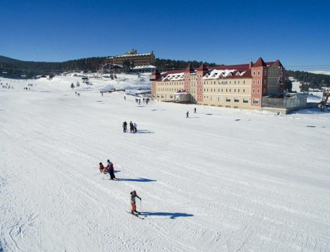 Alkolsüz Kayak Otelleri Kayı Otel