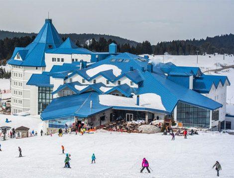 BOF Hotels Uludağ Ski & Conv. Resort