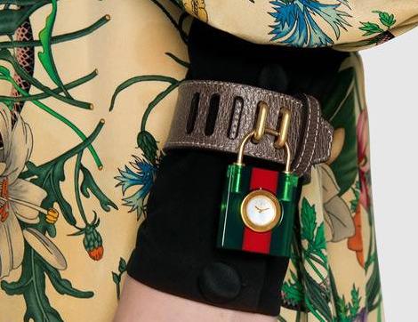 Gucci'den Kişiye Özel Saat ve Mücevher Koleksiyonu