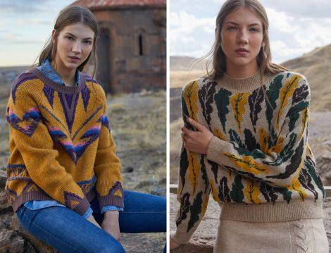 Hardal Tesettür Giyim Modelleri