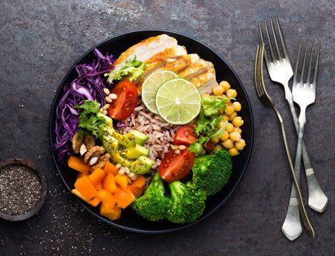 Kışın Kilo Almamak İçin Öğlen Sebze Akşam Et Tüketin