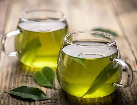 Kışın Kilo Almamak İçin Yeşil Çay İçin
