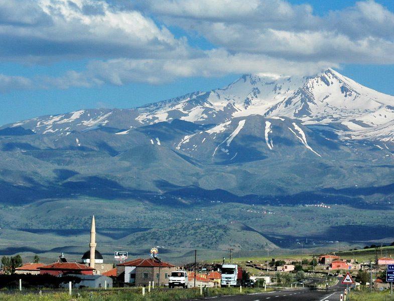 Kayseri Erciyes