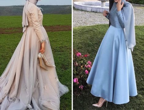 Lazaza Gülcan Abiye Elbise