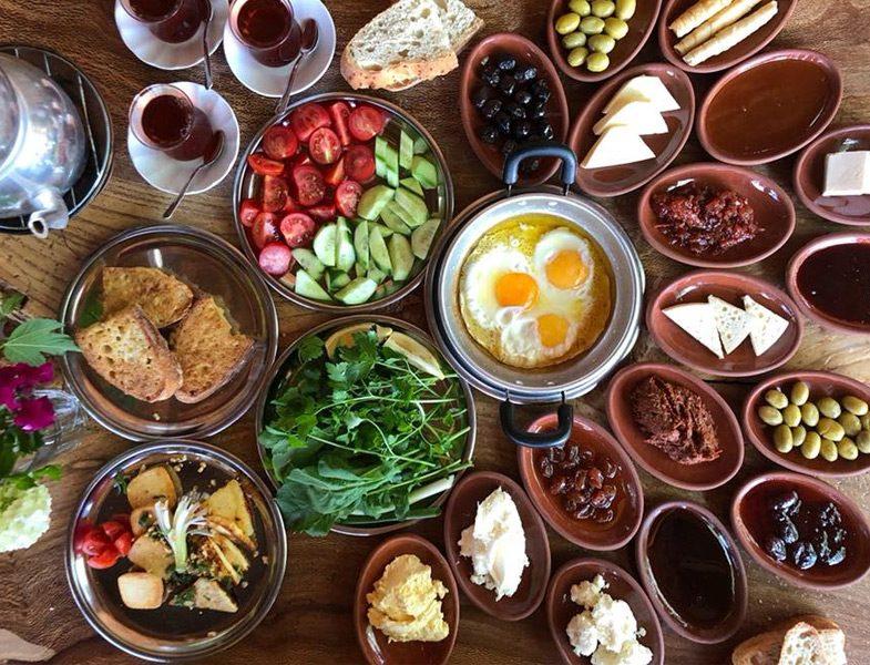 Mengen Çiftlik Et Mangal Kahvaltı