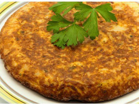 Patatesli Tava Böreği