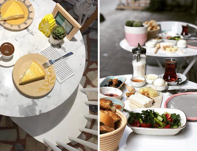 Proje Cafe Galata Kahvaltı Ve Tatlı