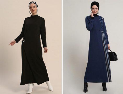 Refka Tesettür Elbise Modelleri