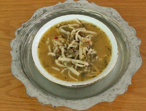 Sakala Çarpan Çorbası-Afyon