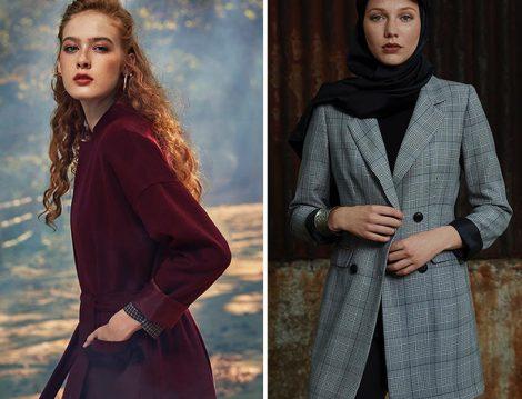 Tuğba Venn 2018-19 Sonbahar Kış Tesettür Giyim