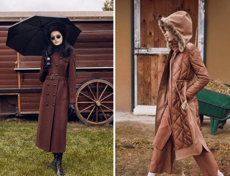 Tugba Venn 2019 Palto Modelleri