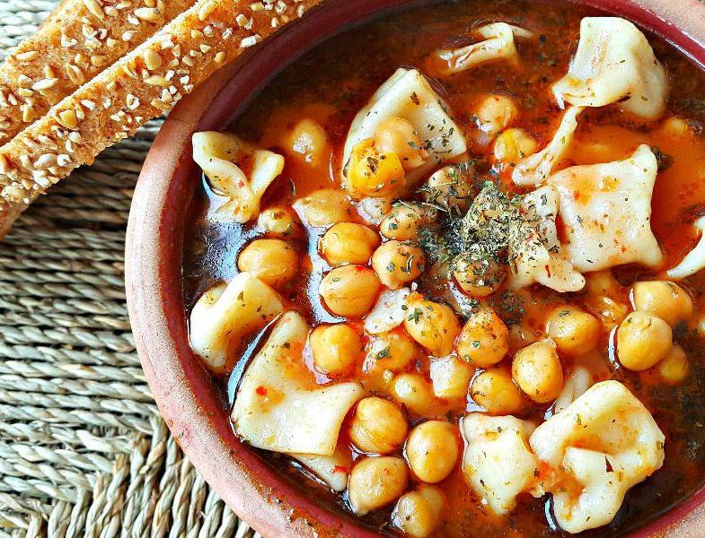 Yüksük Çorbası-Mersin