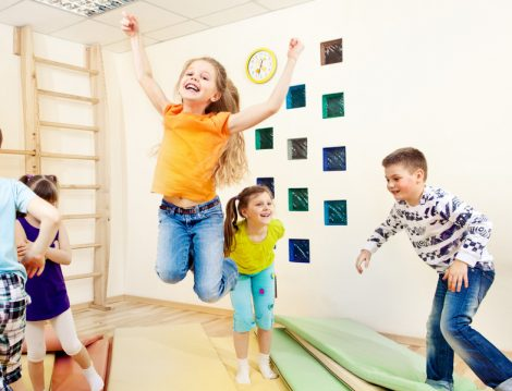 Akbank Sanat Çocuklar İçin Dans Dersleri