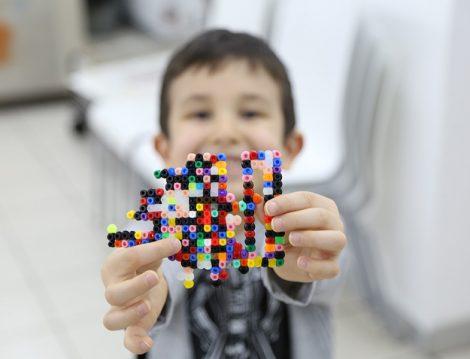Akbank Sanat Mini Mozaik Atölyesi
