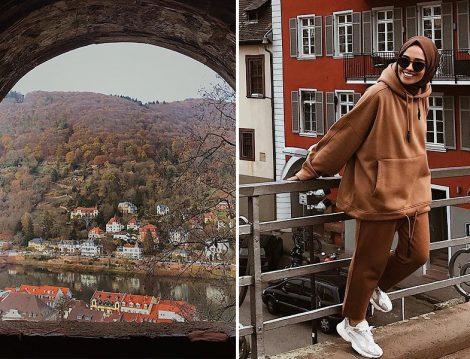 Almanya Heidelberg - Zara Sweatshirt Kombini