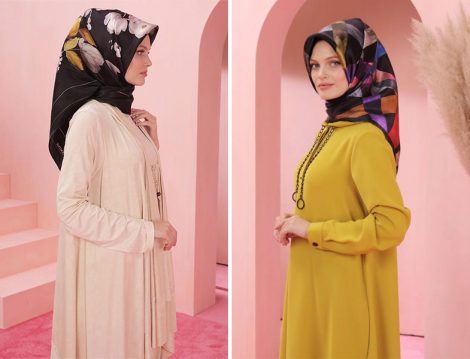 572e142e60675 Armine 2019 İlkbahar Yaz Tunik Modelleri