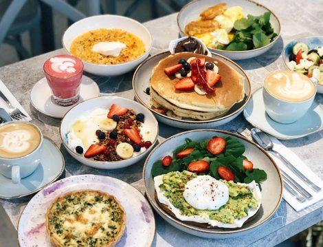 Date Patisserie Kahvaltı