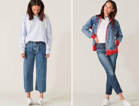 Levi's® 2019 İlkbahar Denim Ceket ve Pantolon