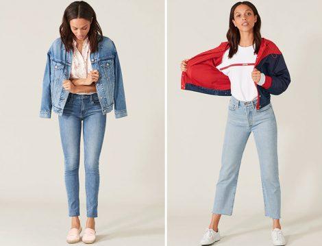 Levi's® 2019 İlkbahar Yüksek Bel Pantolon
