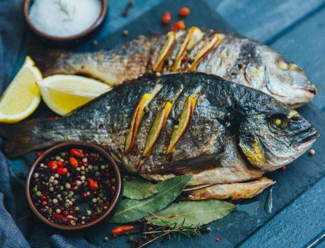 Omega 3 İçeren Balık