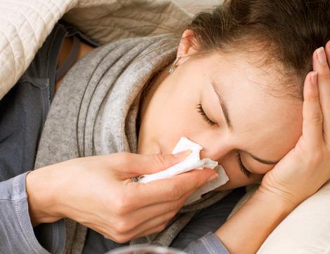 Soğuk Algınlığı Evdeki Doğal Besinlerle Nasıl Tedavi Edilir?