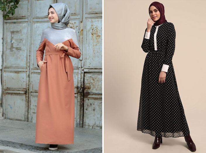 Trend Tesettur Elbiseler