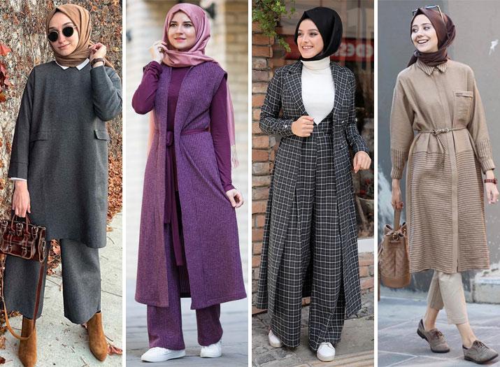 Trend Tesettur Giyim Modelleri