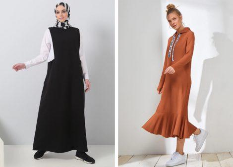 Ucuz Tesettur Elbise