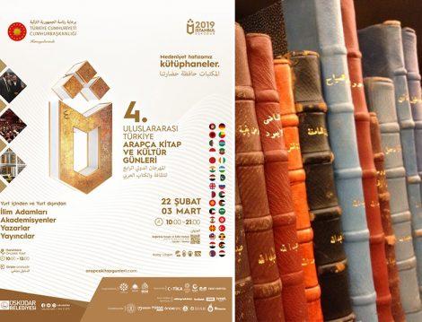 4. Uluslararası Türkiye Arapça Kitap ve Kültür Günleri