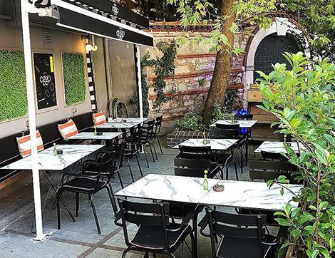 A Bit Of Eggo: Arnavutköy'de Kahvaltı Yapabileceğiniz Keyifli Bir Mekan