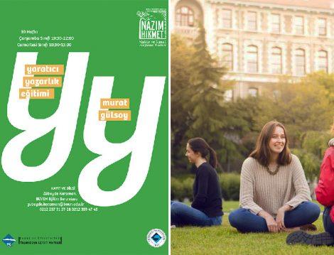 Boğaziçi Üniversitesi Yazarlık Eğitimleri