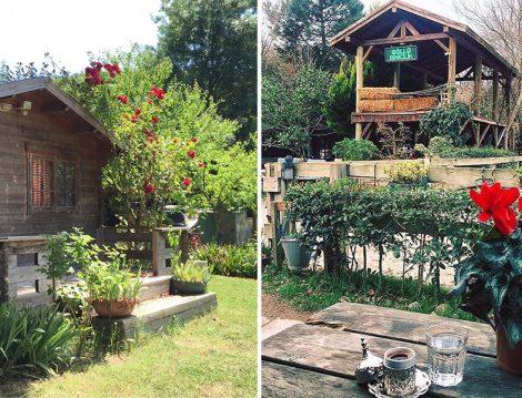 Göllü Binicilik Beykoz Çiftlik Evi ve Çardak