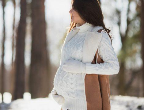 Kış Aylarında Hamilelik